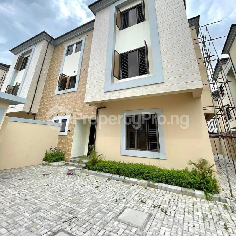 4 bedroom Semi Detached Duplex House for sale Off Banana Island Road Ikoyi Lagos - 0