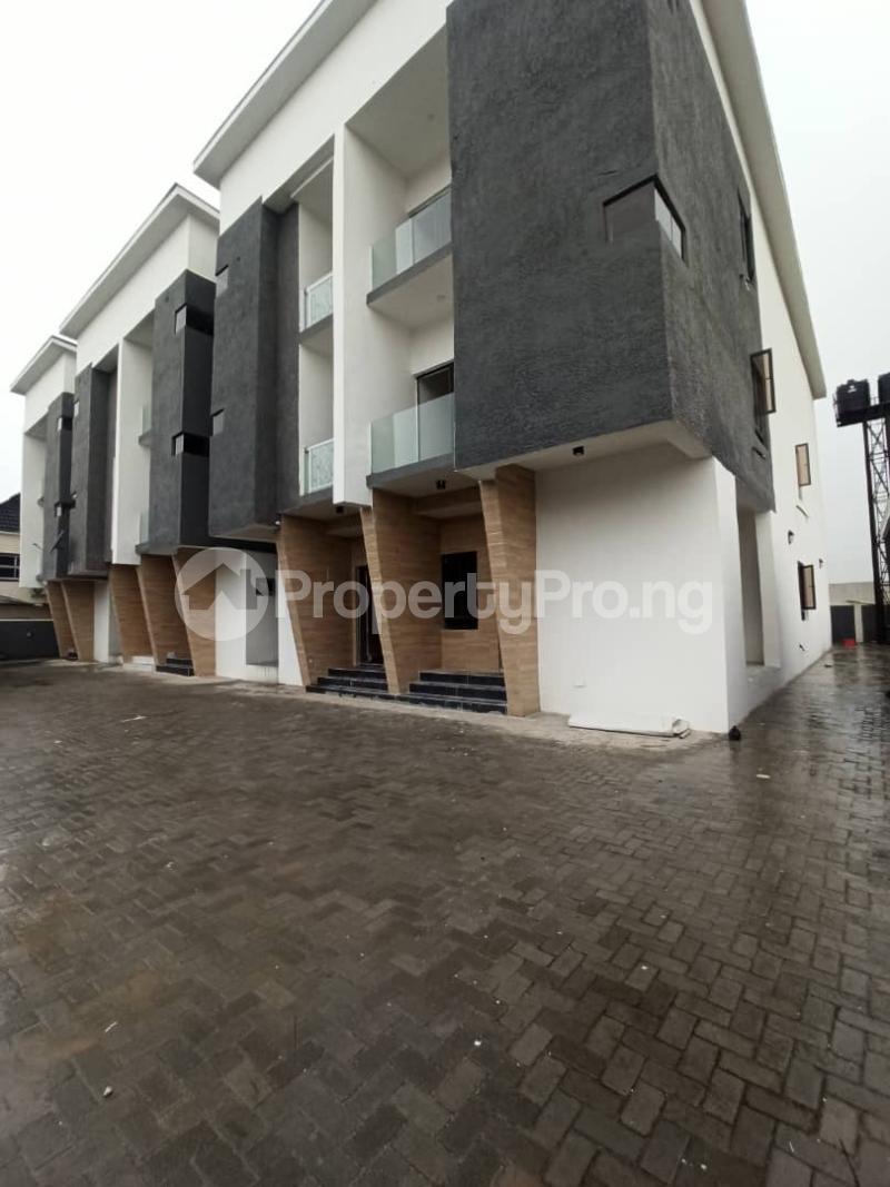 4 bedroom Terraced Duplex for rent Lekki Right Lekki Lagos - 0