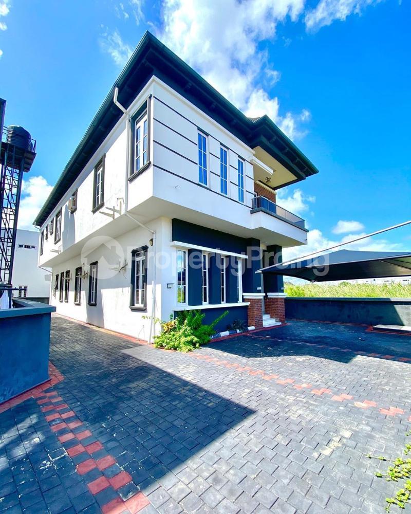 Detached Duplex House for sale Lekky County Homes Ikota Lekki Lagos - 0