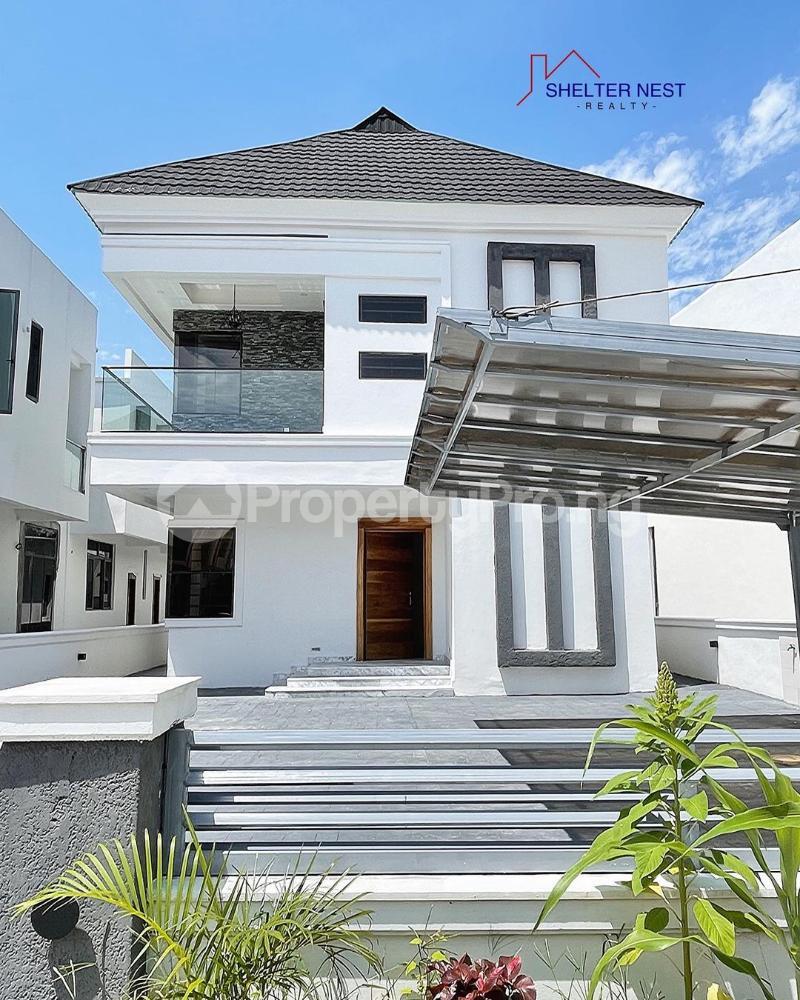 5 bedroom Detached Duplex for sale Megamound Ikota Lekki Lagos - 0