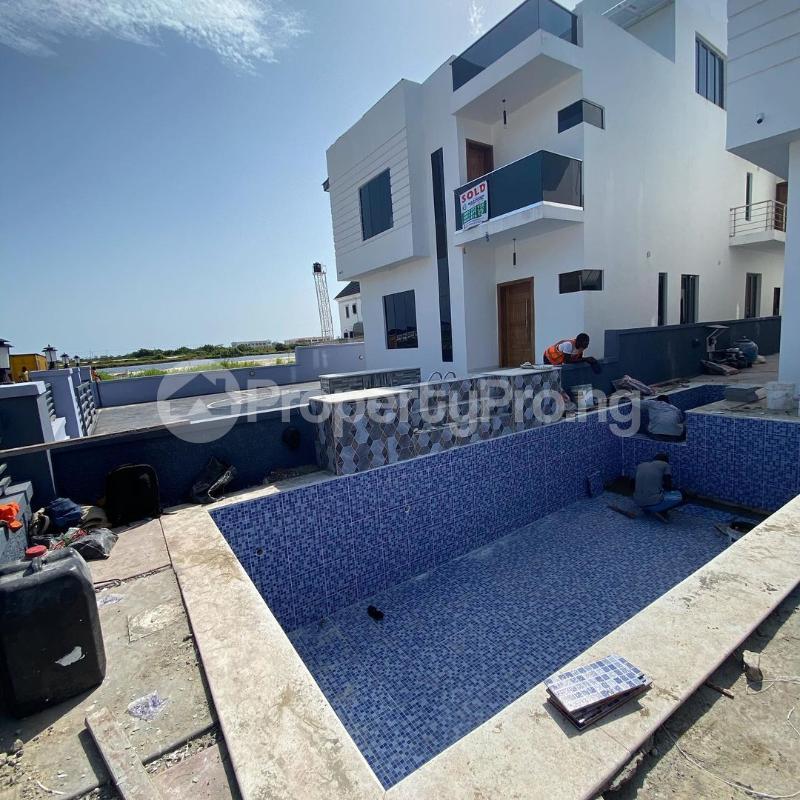 5 bedroom Detached Duplex House for sale Ikota Lekki Lagos - 9