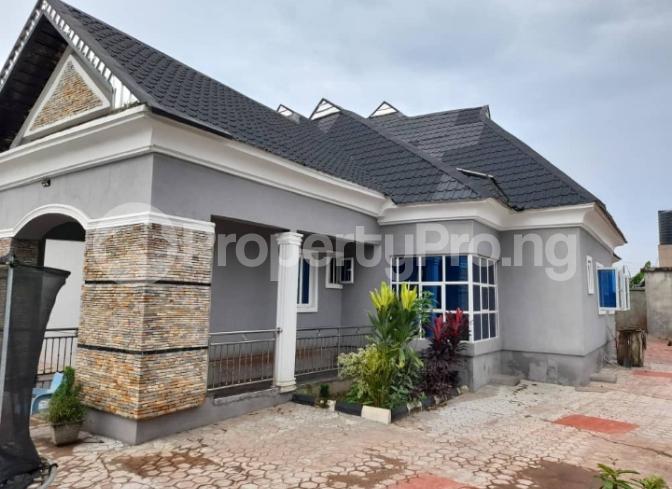 3 bedroom Detached Bungalow for sale Olodo Bank Ibadan Iwo Rd Ibadan Oyo - 1