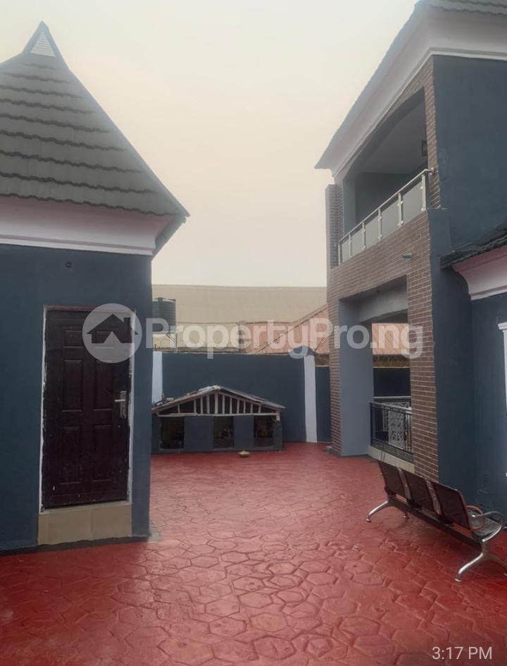 4 bedroom Detached Duplex for rent Yawiri Akobo Ojurin Area Akobo Ibadan Oyo - 0