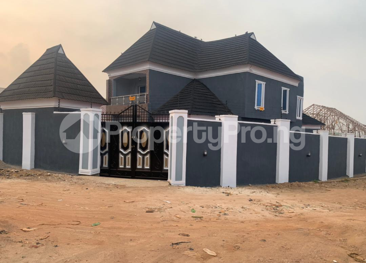 4 bedroom Detached Duplex for rent Yawiri Akobo Ojurin Area Akobo Ibadan Oyo - 2