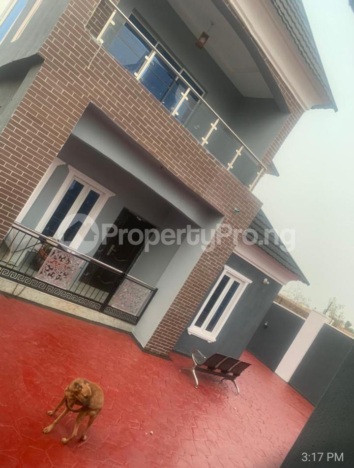 4 bedroom Detached Duplex for rent Yawiri Akobo Ojurin Area Akobo Ibadan Oyo - 1
