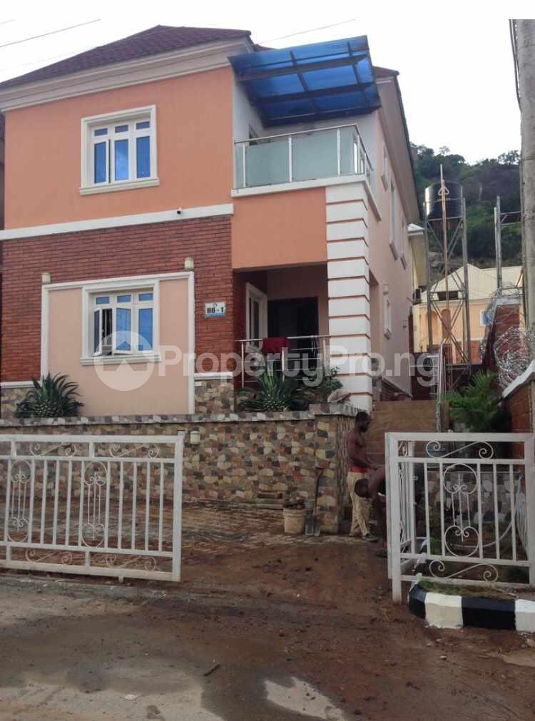 3 bedroom Detached Duplex House for sale Brickcity Kubwa Abuja - 0