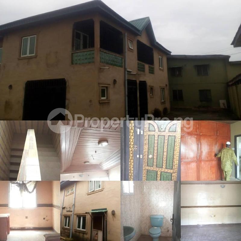6 bedroom Detached Duplex House for sale Owutu Road Agric Ikorodu Lagos - 1