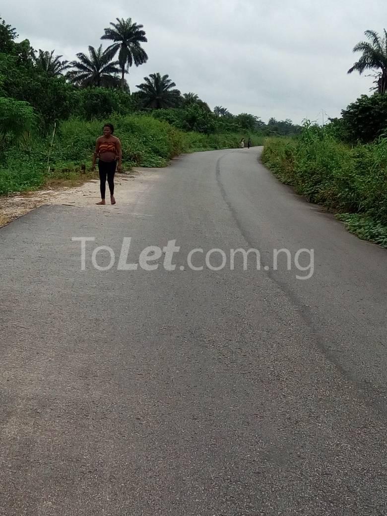 Land for sale Okomoko Etche Rivers - 0
