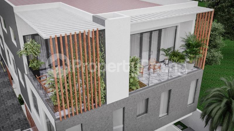3 bedroom House for sale Ocean Bay Estate, Orchid Road, Off Eleganza Bus Stop, Lekki, Lagos Lekki Lagos - 4