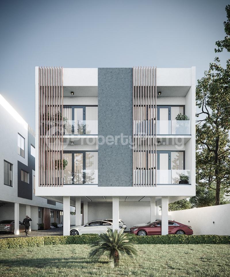 3 bedroom House for sale Ocean Bay Estate, Orchid Road, Off Eleganza Bus Stop, Lekki, Lagos Lekki Lagos - 0