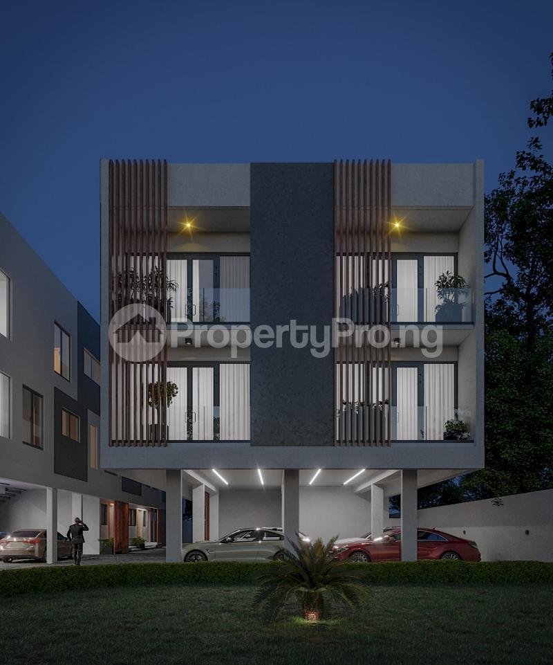 3 bedroom House for sale Ocean Bay Estate, Orchid Road, Off Eleganza Bus Stop, Lekki, Lagos Lekki Lagos - 8