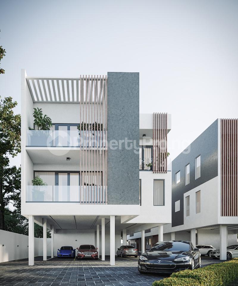 3 bedroom House for sale Ocean Bay Estate, Orchid Road, Off Eleganza Bus Stop, Lekki, Lagos Lekki Lagos - 1