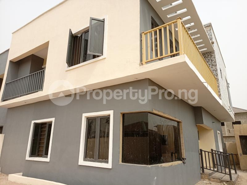 4 bedroom Semi Detached Duplex House for sale Makogi magboro extension Magboro Obafemi Owode Ogun - 0