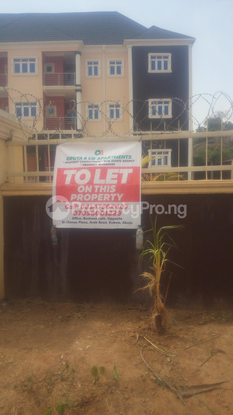 Self Contain Flat / Apartment for rent Jubilation Avenue,Maitama extension,Mpape Mpape Abuja - 0