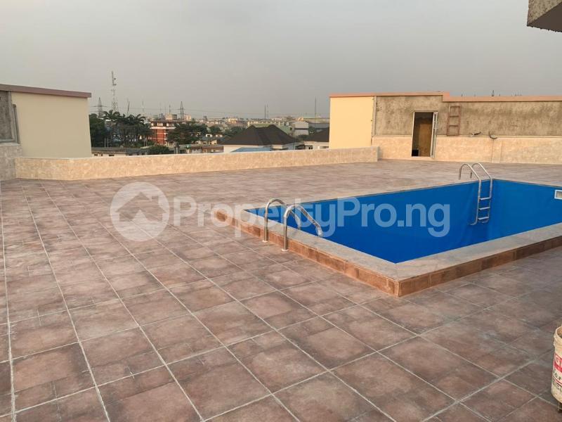 3 bedroom Flat / Apartment for rent Estate Adeniyi Jones Ikeja Lagos - 8