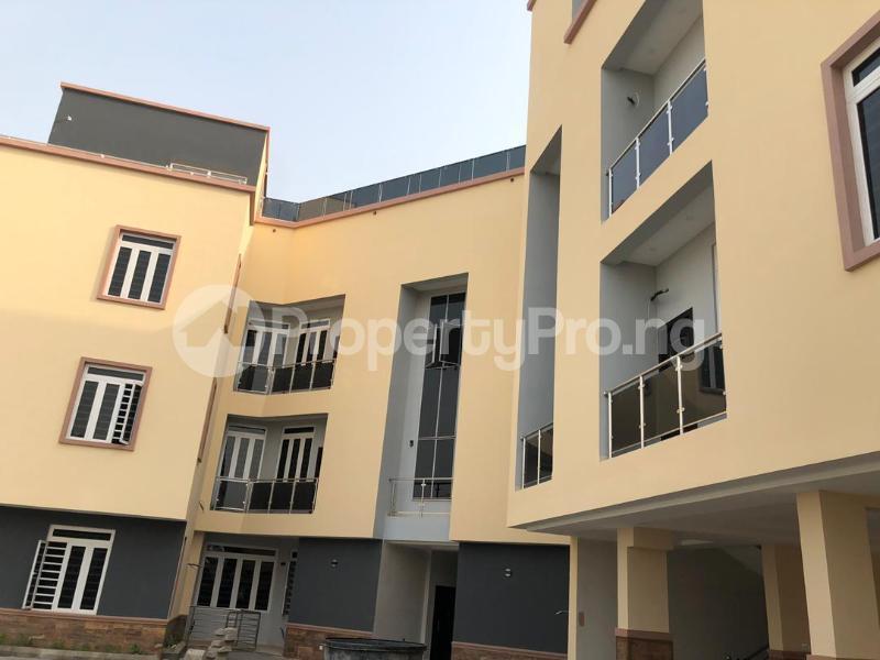 3 bedroom Flat / Apartment for rent Estate Adeniyi Jones Ikeja Lagos - 0
