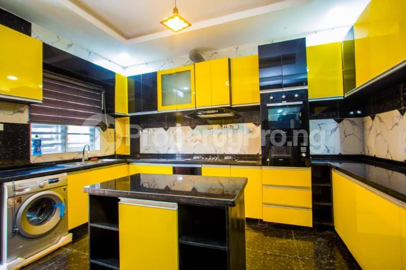 5 bedroom Detached Duplex House for sale Lekki 2nd toll gate off Chevron Lekki Lagos. Parkview Estate Ikoyi Lagos - 1