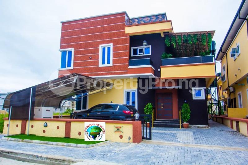 5 bedroom Detached Duplex House for sale Lekki 2nd toll gate off Chevron Lekki Lagos. Parkview Estate Ikoyi Lagos - 4