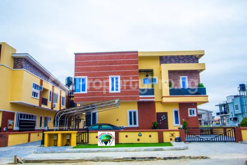 5 bedroom Detached Duplex House for sale Lekki 2nd toll gate off Chevron Lekki Lagos. Parkview Estate Ikoyi Lagos - 0