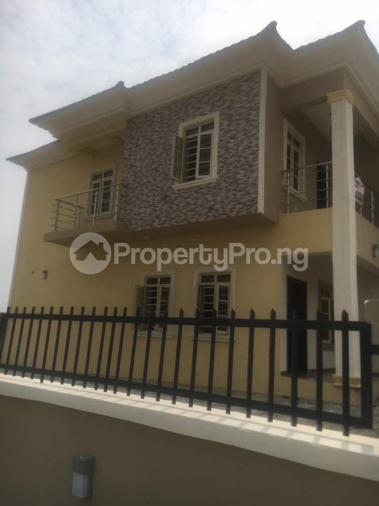 4 bedroom Detached Duplex for sale Lekki Gardens estate Ajah Lagos - 4