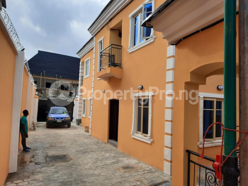 2 bedroom Blocks of Flats for rent Adeoyo Ring Rd Ibadan Oyo - 0