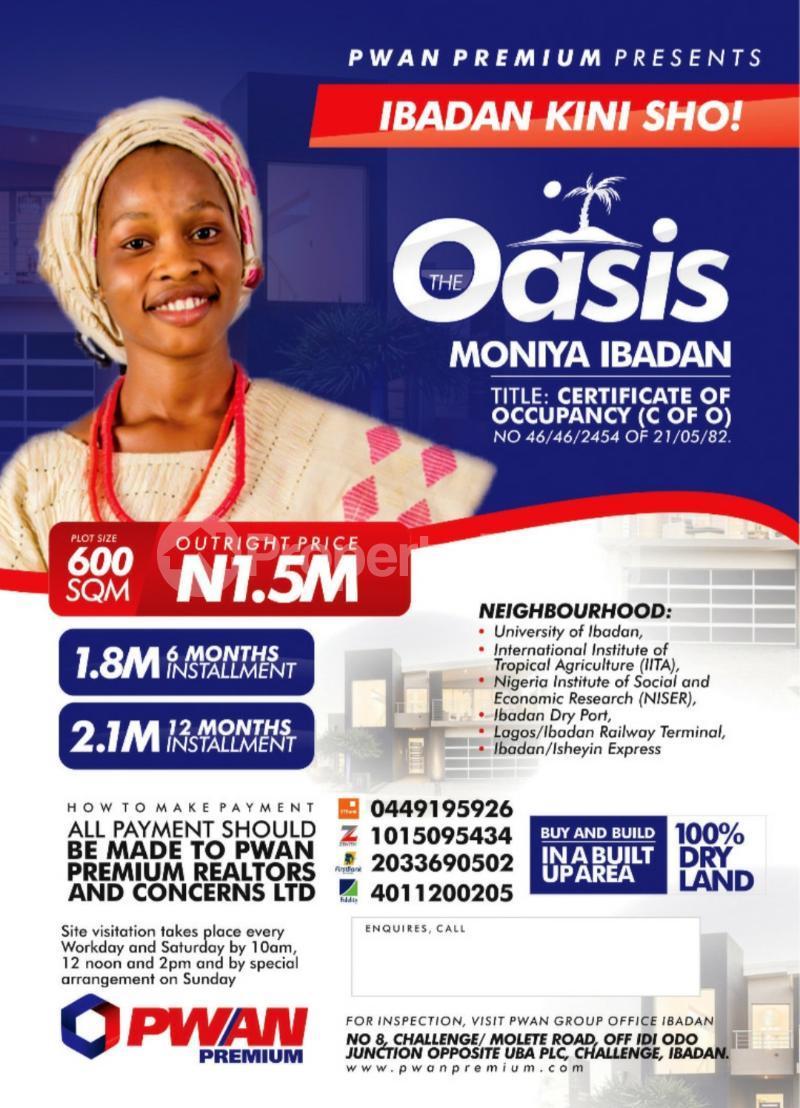 Mixed   Use Land Land for sale Ibadan Oyo - 0