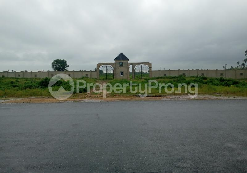Residential Land for sale Directly Facing Free Trade Zone Walking Distance To La Campagne Tropicana Beach Resort Free Trade Zone Ibeju-Lekki Lagos - 0