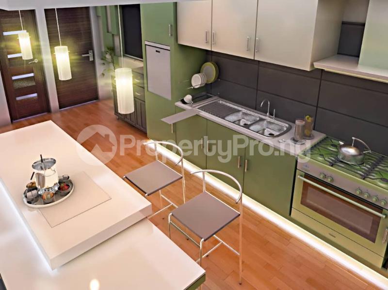 3 bedroom Flat / Apartment for sale Second Toll Gate. Chevron Vgc Oral Estate Lekki Lagos - 4