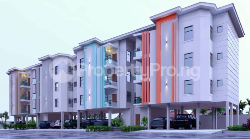 3 bedroom Flat / Apartment for sale Second Toll Gate. Chevron Vgc Oral Estate Lekki Lagos - 1