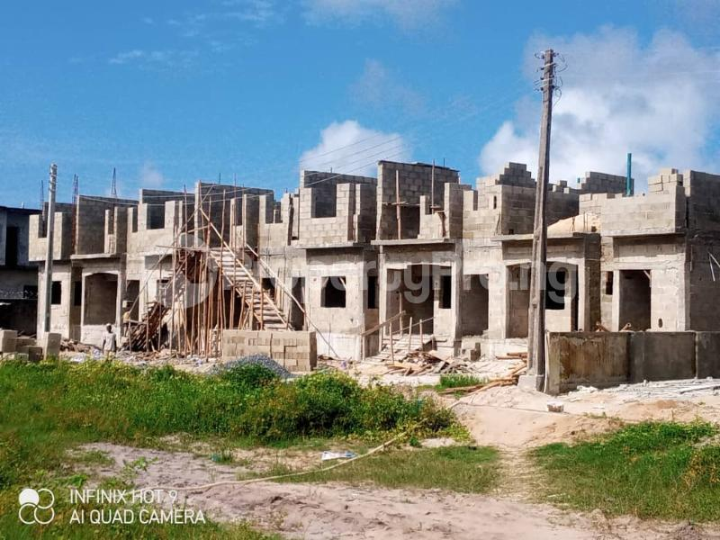 3 bedroom Massionette for sale Ajah Oribanwa Ibeju-Lekki Lagos - 1