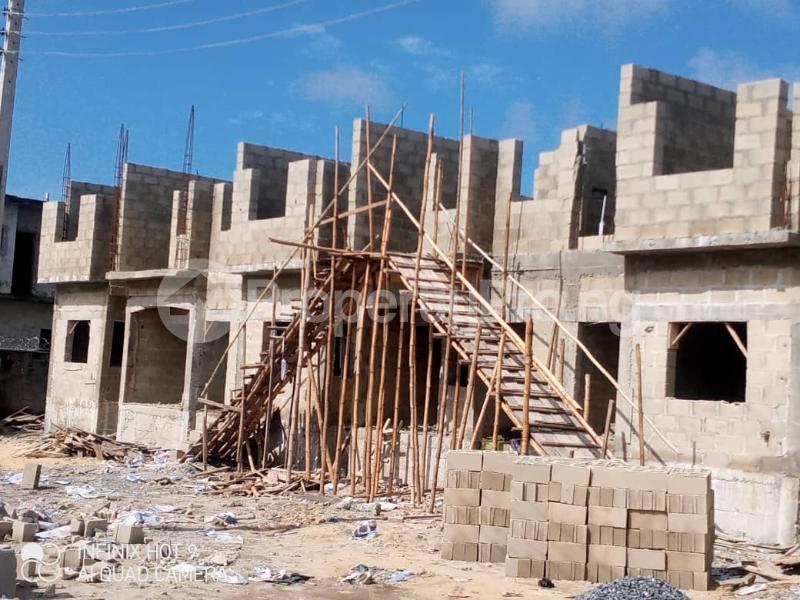 3 bedroom Massionette for sale Ajah Oribanwa Ibeju-Lekki Lagos - 2