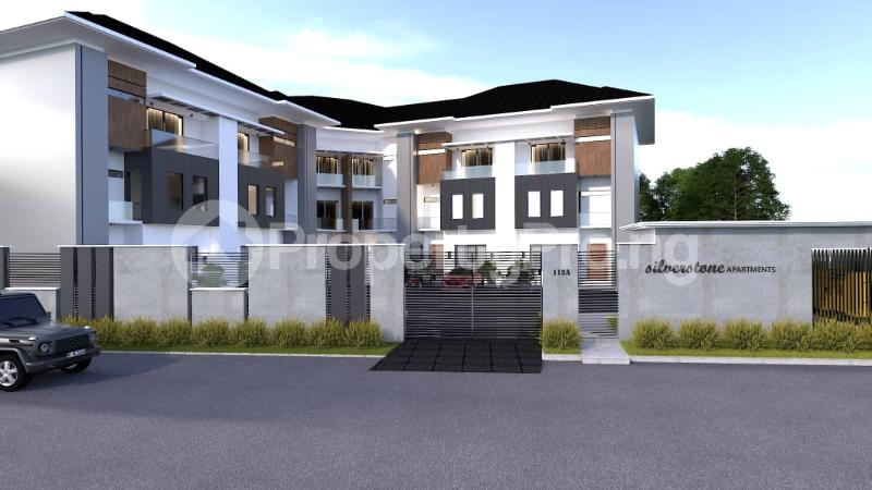 4 bedroom Terraced Duplex House for sale Dakibiyu Abuja - 0