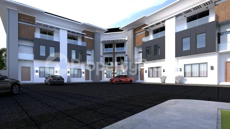4 bedroom Terraced Duplex House for sale Dakibiyu Abuja - 10