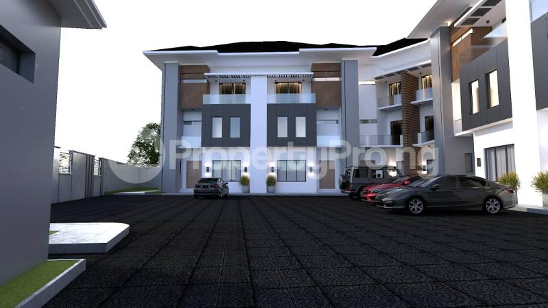 4 bedroom Terraced Duplex House for sale Dakibiyu Abuja - 9