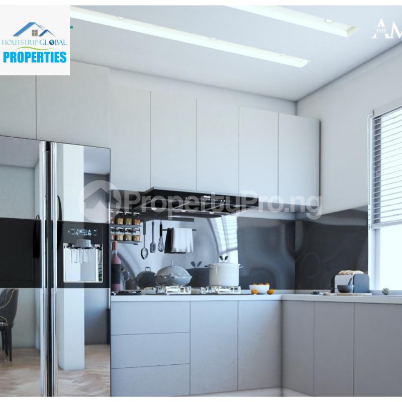 3 bedroom Terraced Duplex House for sale Atlantic Layout Estate, General Paint Bus stop, Ajiwe by Abraham Adesanya Ajiwe Ajah Lagos - 4