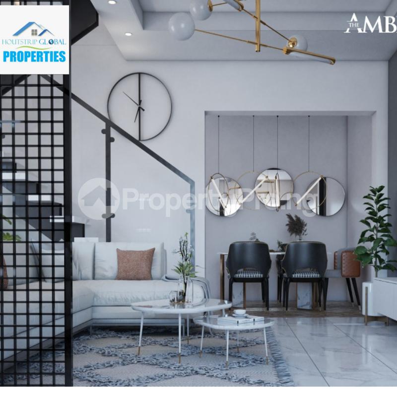 3 bedroom Terraced Duplex House for sale Atlantic Layout Estate, General Paint Bus stop, Ajiwe by Abraham Adesanya Ajiwe Ajah Lagos - 5