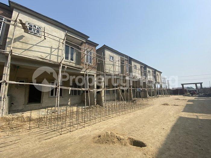 3 bedroom Terraced Duplex for sale Orchid Road By 2nd Toll Gate Lekki Lagos - 2