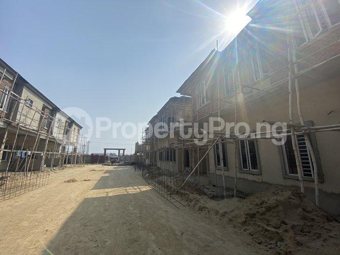3 bedroom Terraced Duplex for sale Orchid Road By 2nd Toll Gate Lekki Lagos - 3