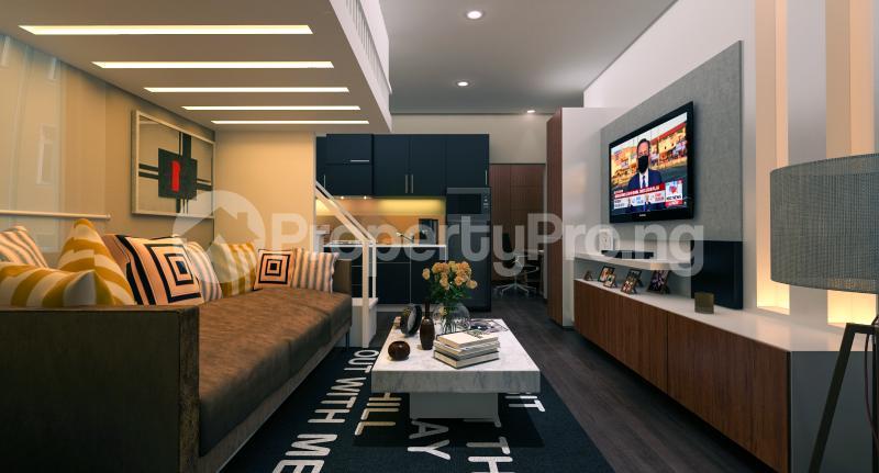 1 bedroom mini flat  Private Office Co working space for rent Ikogosi Osborne Foreshore Estate Ikoyi Lagos - 1