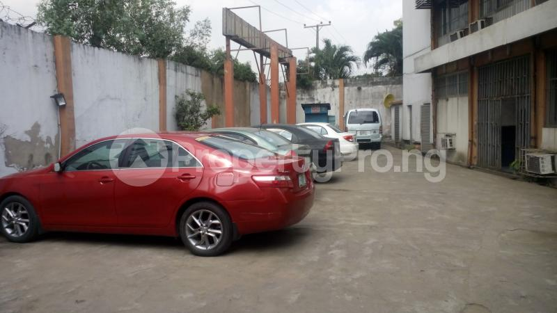 Office Space Commercial Property for rent Maryland Junction  LSDPC Maryland Estate Maryland Lagos - 2