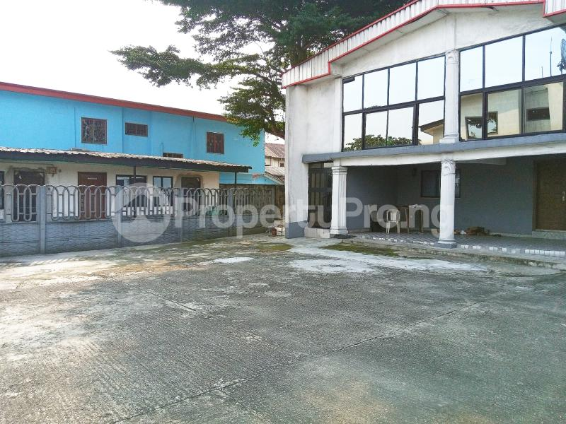 7 bedroom Detached Duplex for sale #11 King Perekunle Street Phase 2 New GRA Port Harcourt Rivers - 1