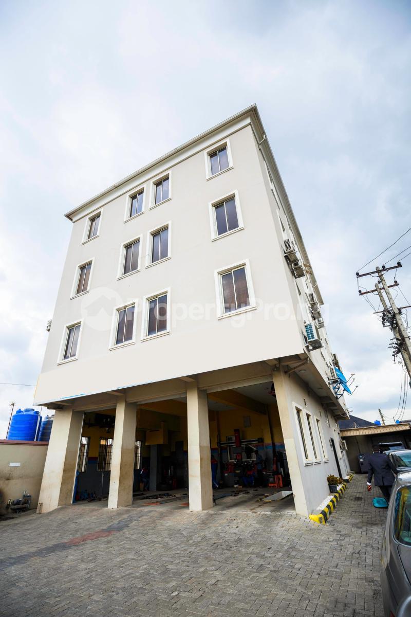 Office Space Commercial Property for rent  Ikosi Road, Oluyole Bustop Oregun Oregun Ikeja Lagos - 2