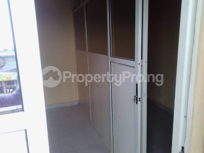 1 bedroom mini flat  Office Space Commercial Property for rent Kosoko road Berger Ojodu Lagos - 0