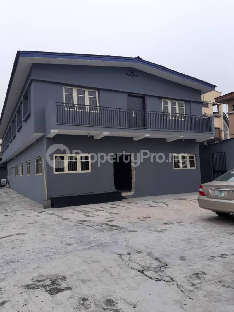 3 bedroom Commercial Property for rent Anthony Village Maryland Lagos - 0