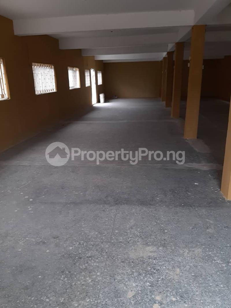 3 bedroom Commercial Property for rent Anthony Village Maryland Lagos - 1