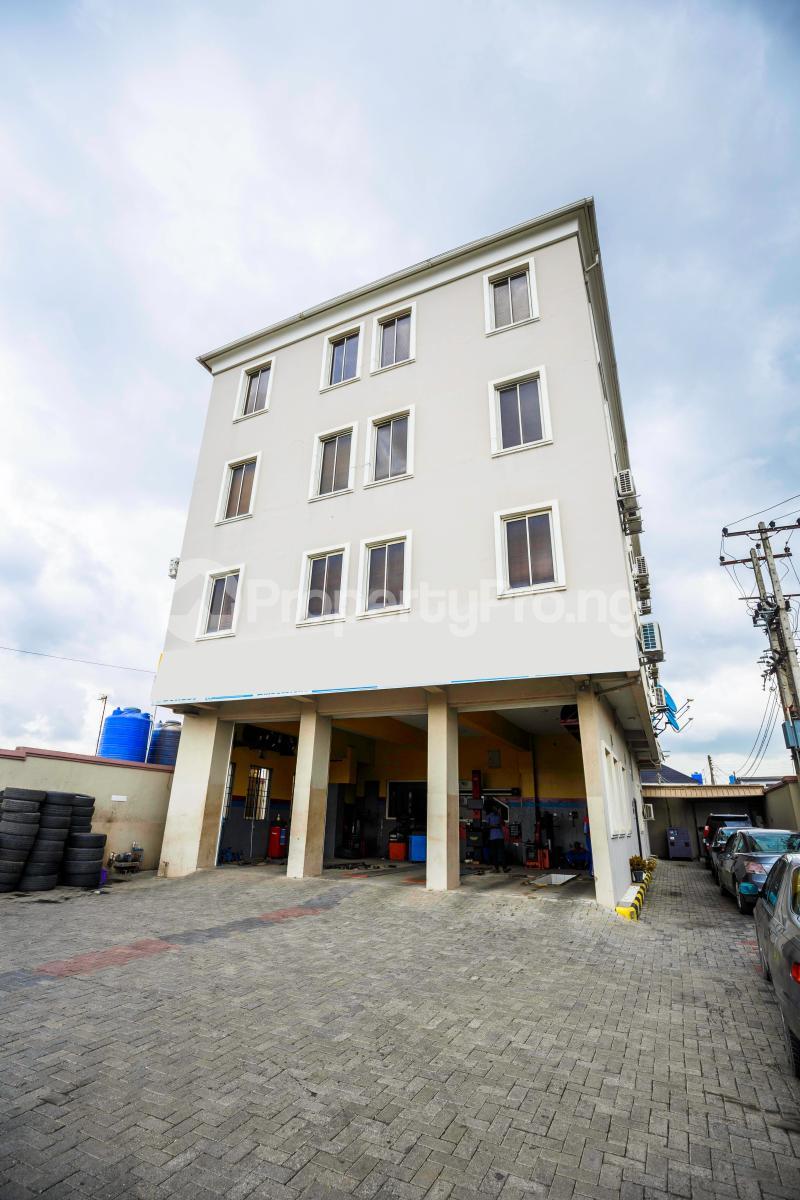 Office Space Commercial Property for rent  Ikosi Road, Oluyole Bustop Oregun Oregun Ikeja Lagos - 1