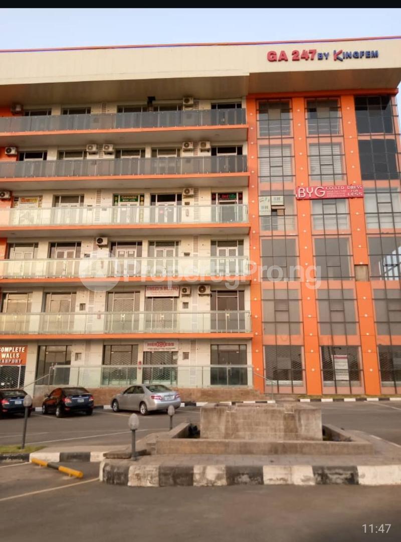 Office Space Commercial Property for sale GA 247 by Kingfem, Ahmadu Bello Way, Mabushi Abuja - 0