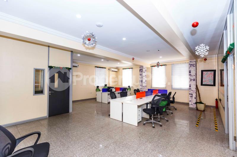 Office Space Commercial Property for rent  Ikosi Road, Oluyole Bustop Oregun Oregun Ikeja Lagos - 3
