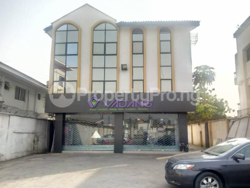 Office Space Commercial Property for sale Along Mobolaji Bank Anothony Way, Opposite Mobil/Mr Biggs, Beside WEMA Bank, Ikeja, Lagos.  Mobolaji Bank Anthony Way Ikeja Lagos - 0