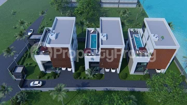 5 bedroom Detached Duplex House for sale Off Second Avenue BANANAISLAND ikoyi Banana Island Ikoyi Lagos - 0